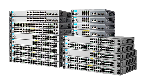 AND-HP-2530-Switch-Series
